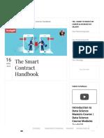 The Smart Contract Handbook _ Blockchain Platforms