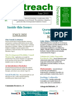 SomaliCAN Outreach Newsletter MARCH 2010