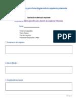 Guía de Llenado [Instr. Didáctica Para La Formación y Desarrollo de Competencias Profesionales]