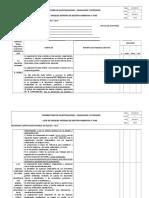 123-OCSG-F49 V2 - Lista de Chequeo Sistemas de Gestión Ambiental y SYSO