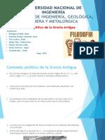 Etica y Filosofia Politica