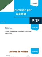 Sesión Cadenas
