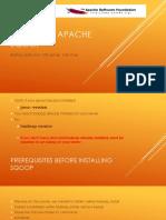 Installing Apache Sqoop