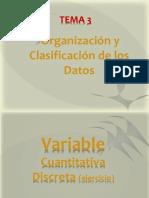Organización y Clasificación de Los Datos (4)