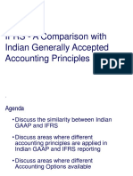 IFRS-AComparisonwithIndianGenerallyAcceptedAccountingPrinciples-1.ppt