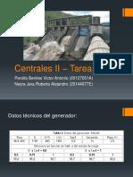 Centrales II – Tarea 6