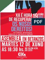 Asemblea Betanzos