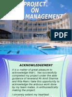 Presentation on Hotel Management 2