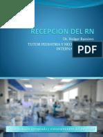 Recepcion Del Rn