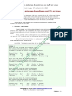Tutorial LVM en Linux