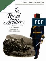 Men-At-Arms - 025 - 1973 - The Royal Artillery