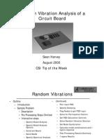Week23-Random Vibrations Tow