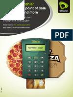 Mobile Cashier Flyer Eng