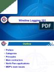 Wireline Logging 101