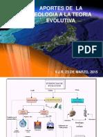EVID.evol. Geologia 2015