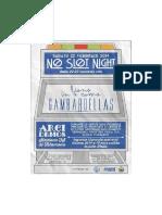 No Slot Night