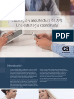 API Strategy and Architecture a Coordinated Approach
