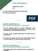 Costos Logísticos (Cl)-1