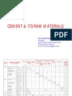 Cement & its Raw Materials properties.pdf