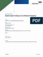 02_RelaySimTest AppNote Line Distance Protection 2017 ENU