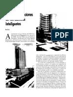 Principales Funciones de Los Edificios Inteligentes