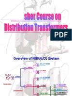 Transformer Connections - Refresher