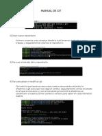 Manual Git
