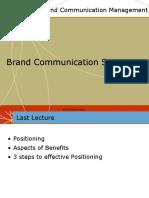 9 Brand Communication Strategy