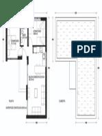 Vivienda Dos Dormitorios
