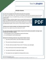 Left Handers Worksheet 2