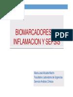 Biomarcadores de Inflamacion y Sepsis Guss