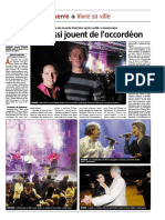 Article de L'Yonne républicaine du 14 octobre 2009
