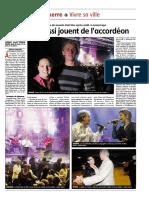 Article de L'Yonne républicaine du 14 octobre 2009