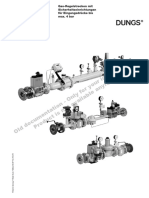 Gas Regelstrecken D Data Sheet 215210