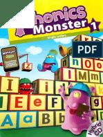 Phonics Monster 1