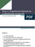Tema 4 Organizacion Espacial de La Distribucion Fisica 2016