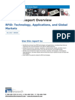 RFID -Technology, Applications, And Global Markets-IAS020C
