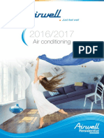 Airwell Air Conditioning 2016 GB Catalogue