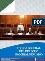Teoría General Del Derecho Procesal Peruano