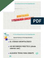 Buenas Prácticas en Psicología Educativa