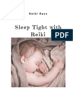 Sleep Tight With Reiki