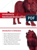 Introduction a Watchguard