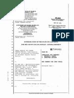 MAPS Wrongful Death Lawsuit