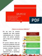 Grupo2 Proceso Didactico