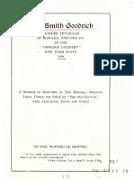 Doctor Levi Smith Goodrich