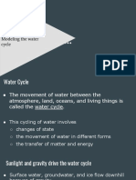 students module e  unit 1  lesson 3  exploration 4 modeling the water cycle