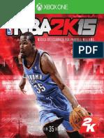 Nba 2k15 Xb1 Online Manual Spa