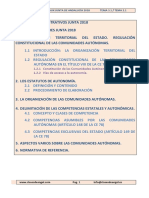 TEMA 3 ADMINISTRATIVOS/ TEMA 2 AUXILIARES JUNTA DE ANDALUCIA