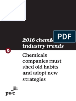 2016 Chemicals Industry Trends