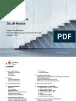 Saudi Arabia Aquaculture